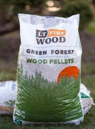 LT FIREWOOD GREEN FOREST 100% Abete: € 4,35