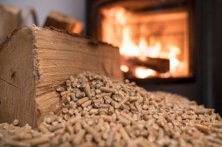 fuoco e pellet