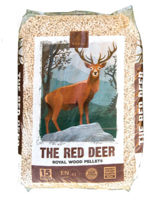 THE RED DEER di Pino e Abete