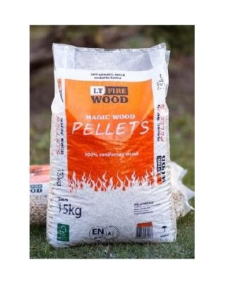 LT FIREWOOD MAGIC WOOD 100% Conifere